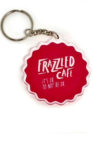 Frazzled Keyring