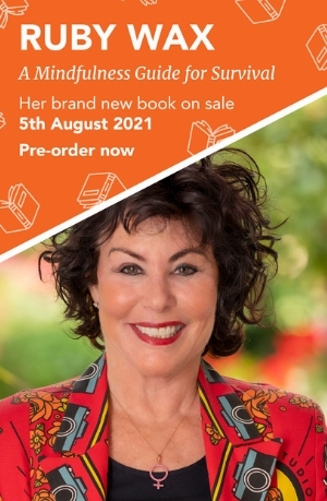 Ruby Wax Mindfulness Guide for Survival